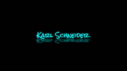 Karl Schneider-backdrop