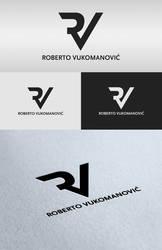 Roberto Vukomanovic Logo by Semper031