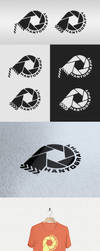 Phantography logo design by Semper031