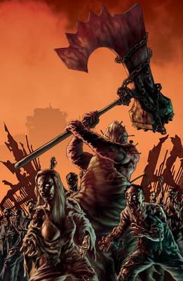 Resident Evil - Executioner