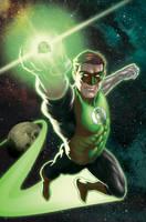 Green Lantern by PatC-14