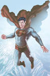 Superman Colors