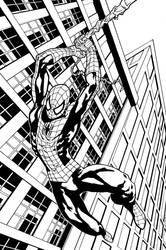 Spider-Man by PatC-14