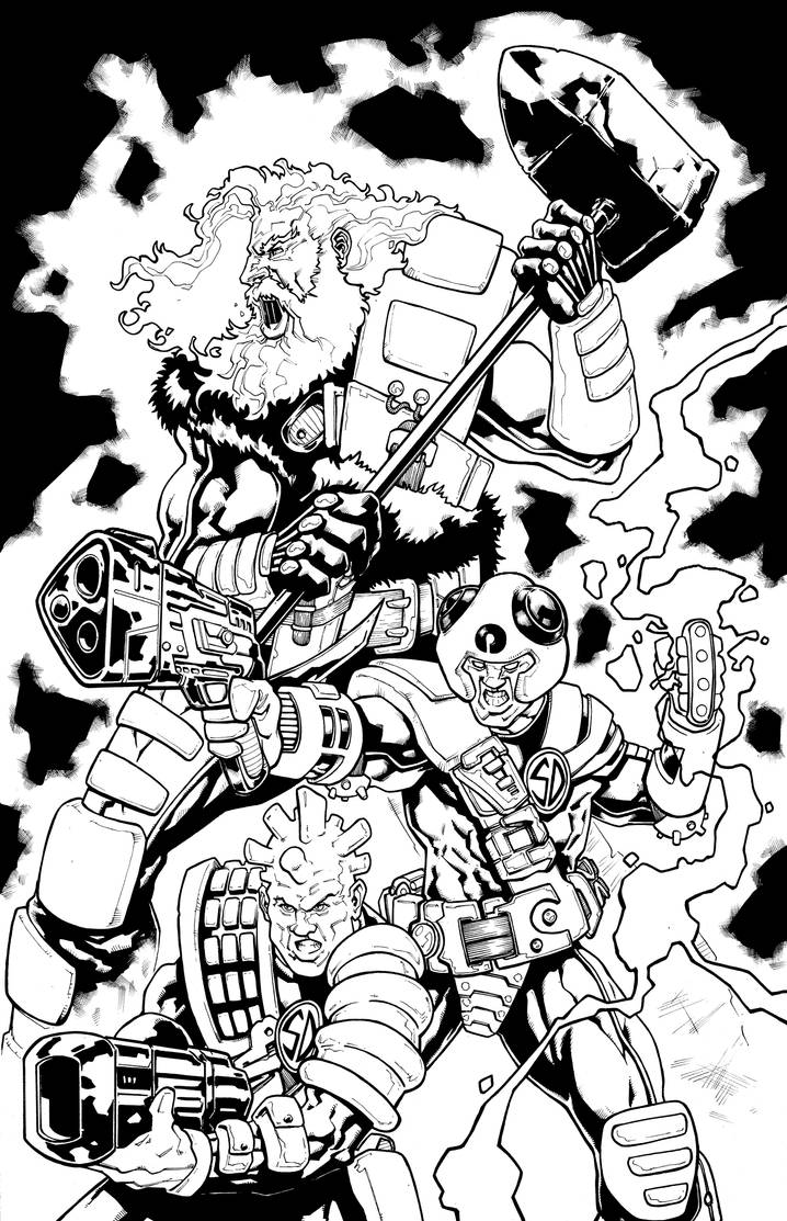 Strontium Dog by PatC-14