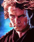 Anakin Skywalker by PatC-14