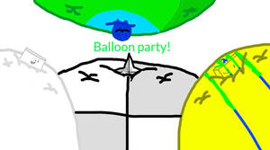 [GIFT] Balloon party