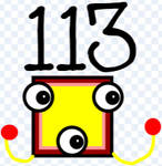 Numbericons 113