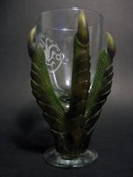Targaryen wineglass by AttilaMaros