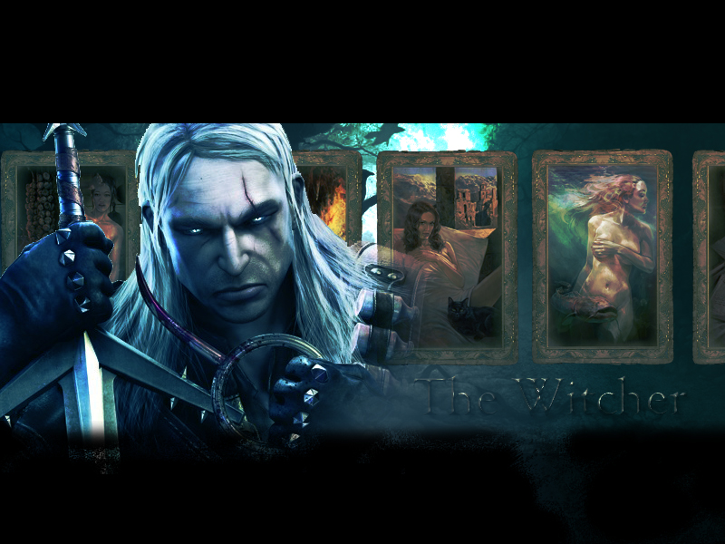 THE WITCHER.... by R0B3R7