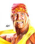 Hulk Hogan by sweatymonkeys