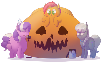 Pumpkin Babs by secretgoombaman12345