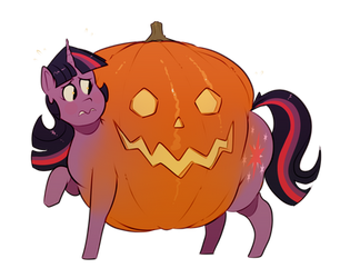 Purple smart turns into Spooky Orange by secretgoombaman12345