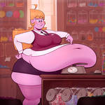 Veronika's candy scale
