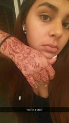 Henna tat!