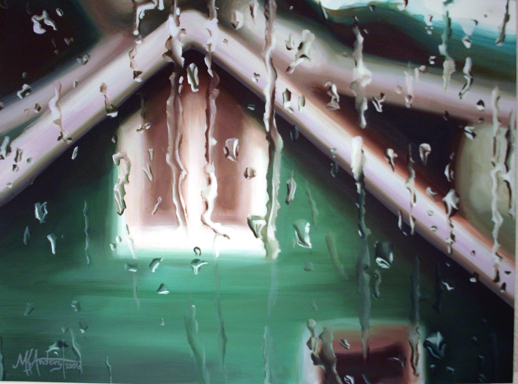 Drops on a Surface by MichelleAnderst