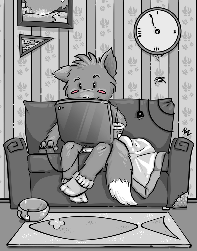 Fox by Beffana