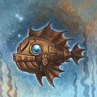 MechFish by Beffana