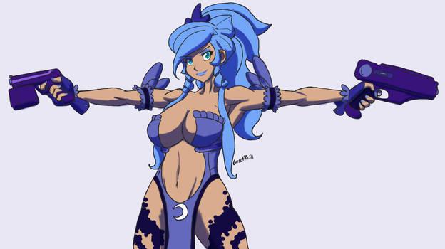 Vanguard Princess Luna Himeki