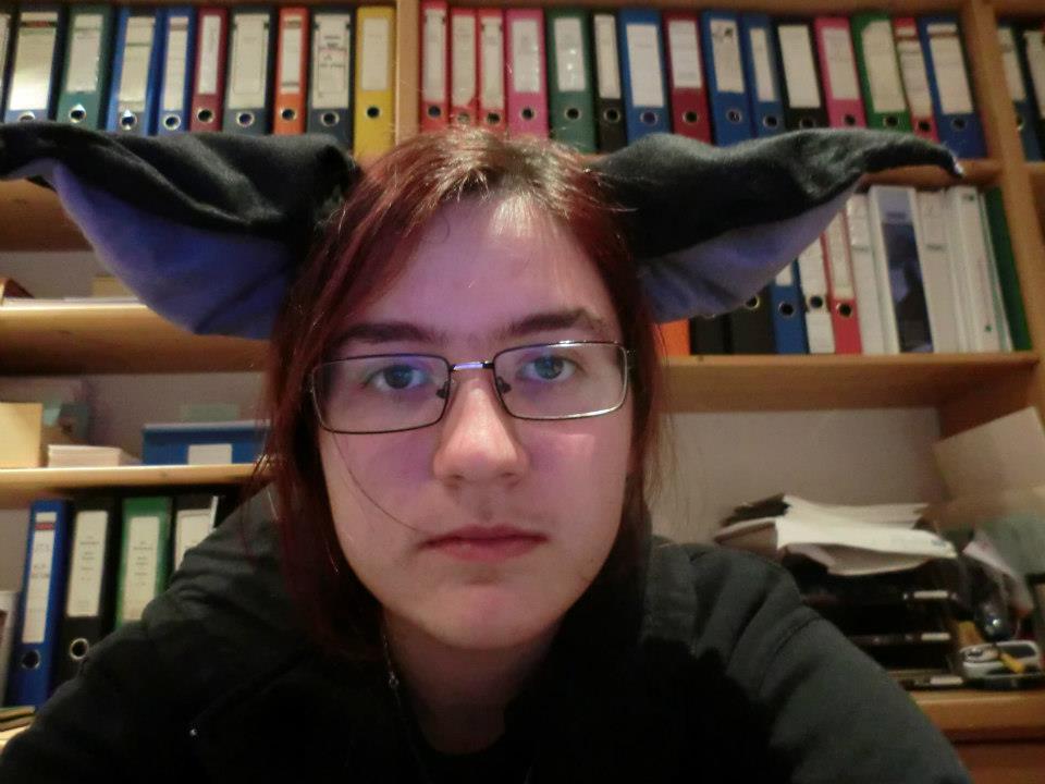 Hyena Ears by TKMecsery