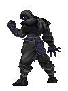 Noob Saibot by theArLeQuIn
