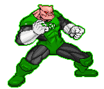 Green Lantern Kilowog by theArLeQuIn