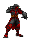 Ermac by theArLeQuIn