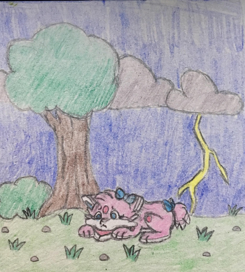 Step 2 - The Darkest Hour by Anna7334