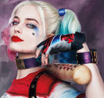 Suicide Squad-Harley Quinn