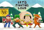 Let's Fighting Love