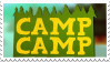 (F2U) Camp Camp Logo Stamp by QuillDoodle