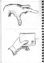 Hand sketchs