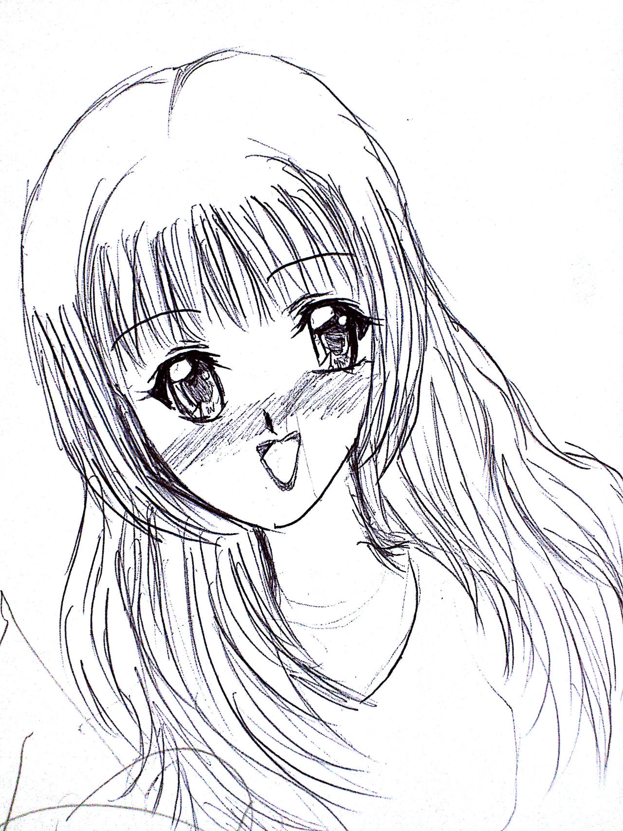 anime drawings 20 by Irihime123chan on DeviantArt