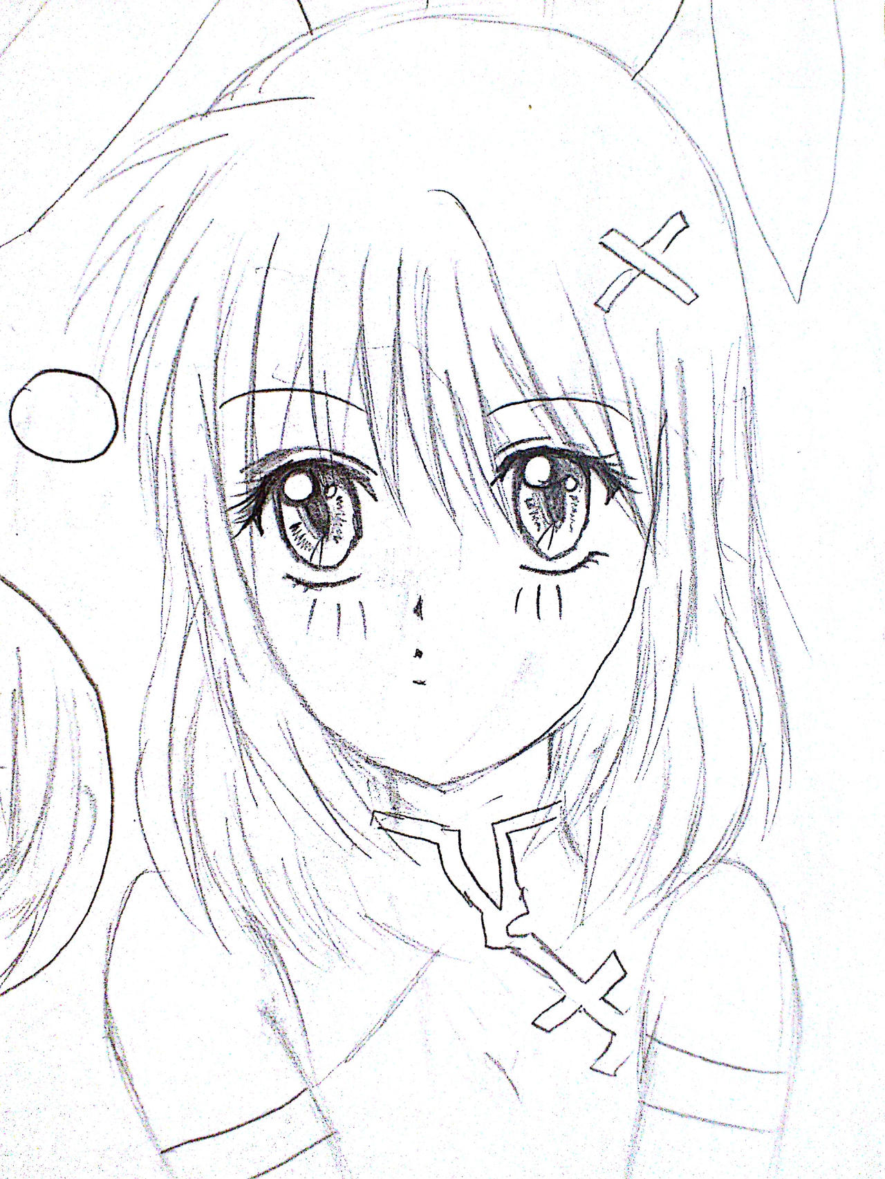 draw anime step by step