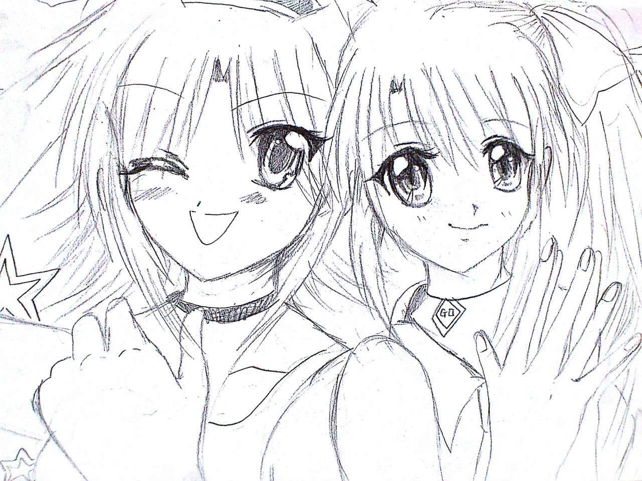 anime drawings 32 by irihime123chan anime drawings 32 by irihime123chan