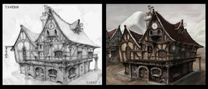 Fable 2 Structure Concept by Corialis