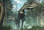 Allosaurus - TIME WARS