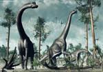 Brachiosaurus - TIME WARS