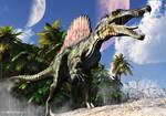 Spinosaurus - TIME WARS