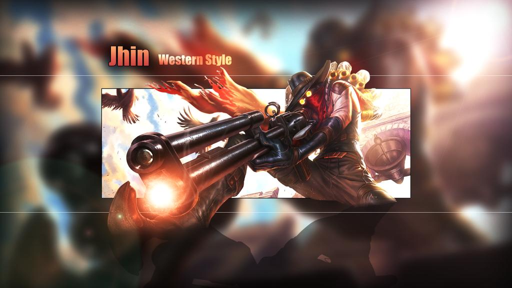 Jihn Western Remastered by IKageI