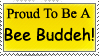 Bee Stamp by BeeBuddehClub