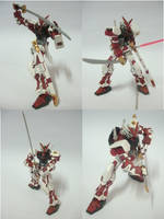 1:144 Astray Red Frame
