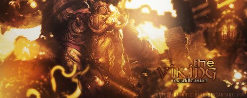 The Viking by KauanUzumaki