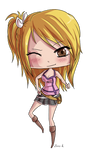 Fairy Tail - Chibi Lucy