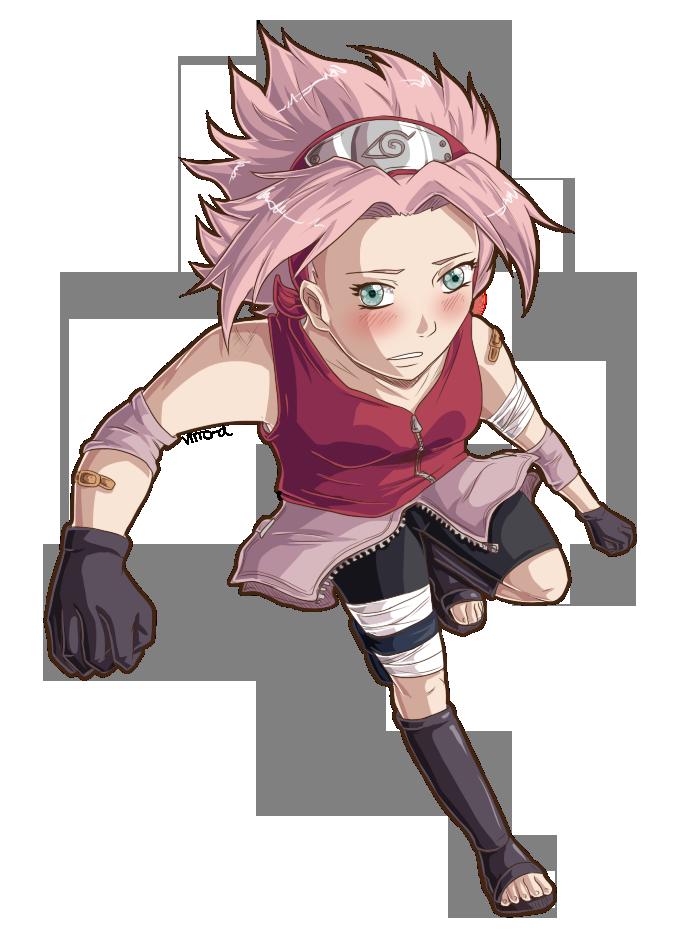 Haruno Sakura by virro-d