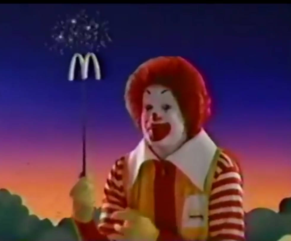 Ronald McDonald is lovin' it in DEATH BATTLE! by McGasher on
