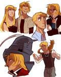 FMA characters part I