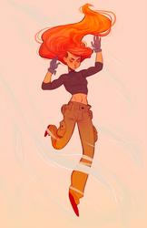 freefallin' by m-angela