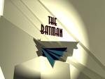 3D Art Deco Batman Robot 4