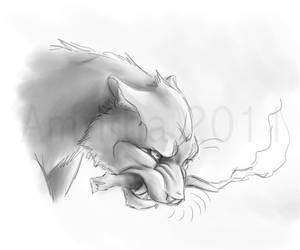 Ratha Doodle by Amritha