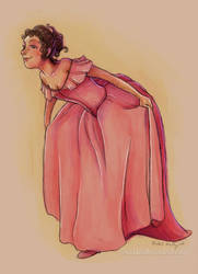 Pretty in Pink by Amritha
